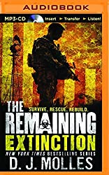 Extinction (The Remaining) by D.J. Molles (2015-09-08)