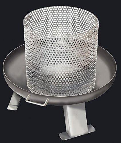 Partyfeuer - Feuereinsatz Einsatz für Feuerschale Eisen Ø 38cm