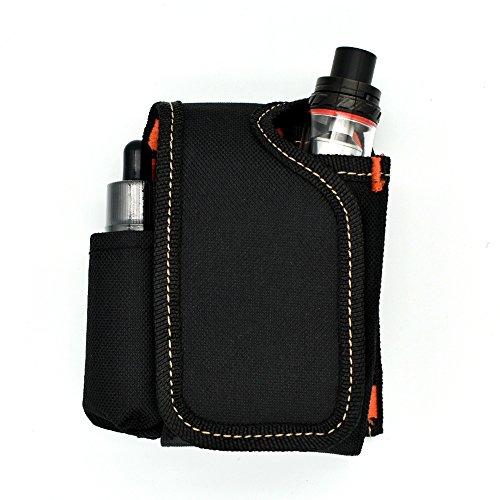 Vaportown Vape Hülle, Vape Beutel, Vapor Taille Tasche, Vape Carry Case for Reise Organisation Tasche for Vape Tank, Box Mod, eJuice, Battery, Vape Pen Rda Rba Rta (Case Kit Care)