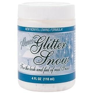 I Love To Create Aleene's Glitter Snow 4oz
