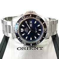 Orient Deep - Reloj de buceo con correa de acero de Orient