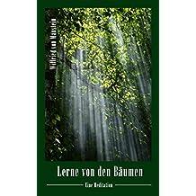 Lerne von den Bäumen: Eine Meditation