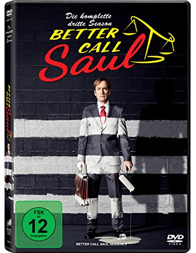 Better Call Saul - Staffel 3 (3 DVDs)