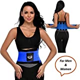 Best Health And Fitness - Tdas slim waist stomach belt shaper sweat fitness Review