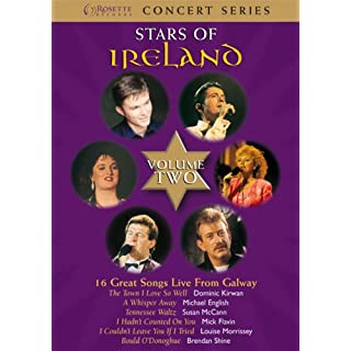 Stars of Ireland Volume 2 [DVD]