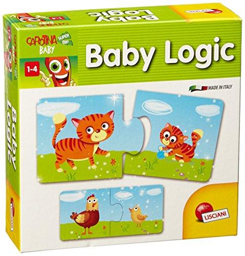 Lisciani 52325 - Lógica del bebé