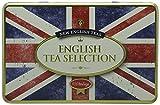 New English Teas Union Jack English Tea Bag Gift Tin (Total 100)