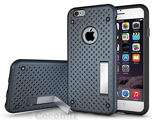 03f2ba47a15 Cocomii Cool Armor iPhone 6S Plus/6 Plus Funda [Robusto] Táctico Sujeción  Soporte Antichoque Caja [Militar Defensor] Case Carcasa for Apple iPhone 6S  Plus/6 ...