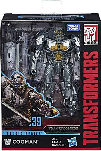 Transformers Studios Series Cogman
