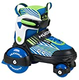 Hudora – Patines My First Quad Boy, talla 30 – 33