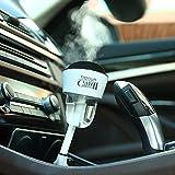 Vmoni Skyfish Car Humidifier Air Purifier Freshener with Dual USB Port (Multicolour, 4980)