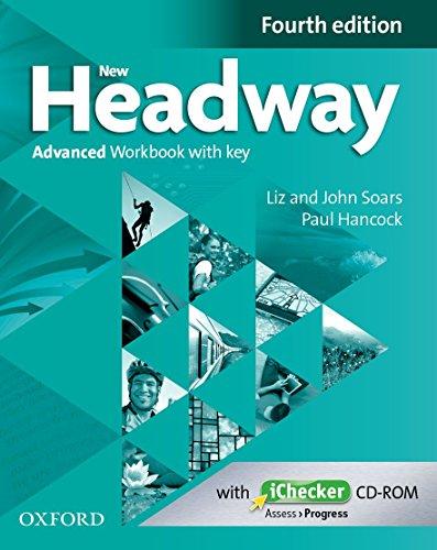 New Headway : Advanced Book with Key (1Cédérom)