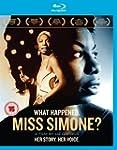 What Happened, Miss Simone? [Blu-ray]