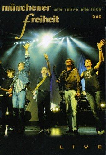 Münchener Freiheit - Alle Jahre alle Hits: live (Sony Dvd-surround-sound-system)