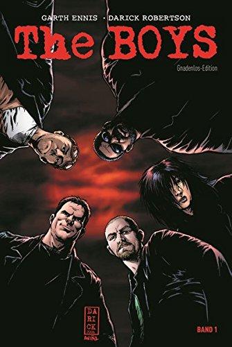 The Boys: Gnadenlos-Edition: Bd. 1