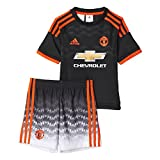adidas Manchester United Kids Third Kit 2015 â?? 2016