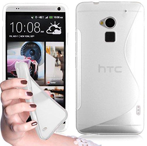 cadorabo-custodia-silicone-tpu-s-line-design-per-htc-one-max-case-cover-involucro-bumper-astuccio-in