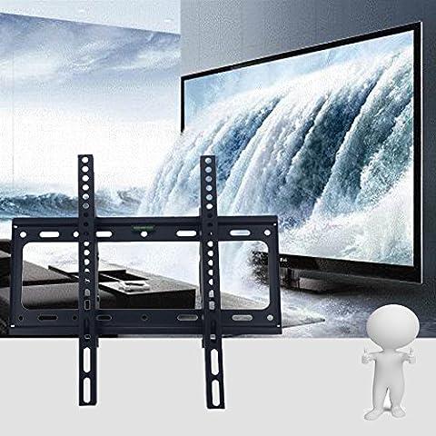 LCD LED TV Wandhalter Wandhalterung PLASMA Fernseher Kippbar Neigbar 26-55 Zoll
