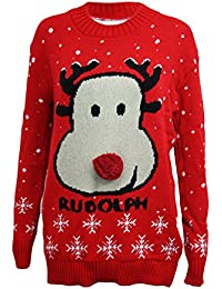 a6d76ead1 Amazon.co.uk  MALAIKA - Jumpers   Jumpers