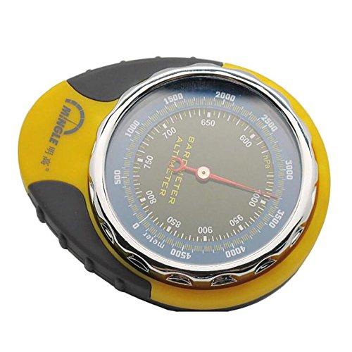 Cuatro uno Barómetro elevación mesa termómetro