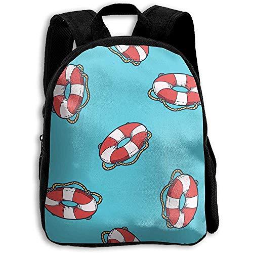 Rucksäcke,Rettungsring-Kreuzfahrt-Marine-Rucksack, Erwachsen-Taschen-Rucksack Für Die Erwachsenen, Die Das Reisen Klettern