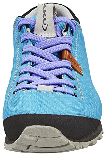 AKU Bellamont Air Unisex-Erwachsene Outdoor Fitnessschuhe Turquoise/Lilac