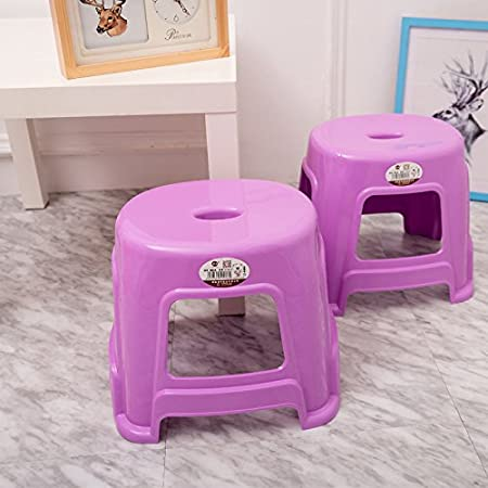 Dana Carrie Stools home on a low stool adult small benches living ...