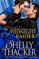 Midnight Raider (Escape with a Scoundrel Series Book 2) (English Edition)