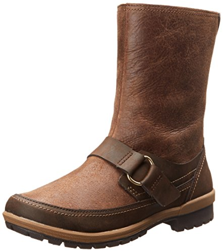 Merrell Emery Buckle, Women's Zip Boots - Brown (Brown), 6 UK