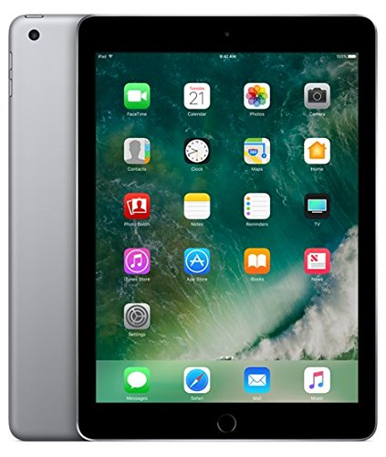 Apple iPad Tablet (9.7 inch, 128GB, Wi-Fi), Space Grey