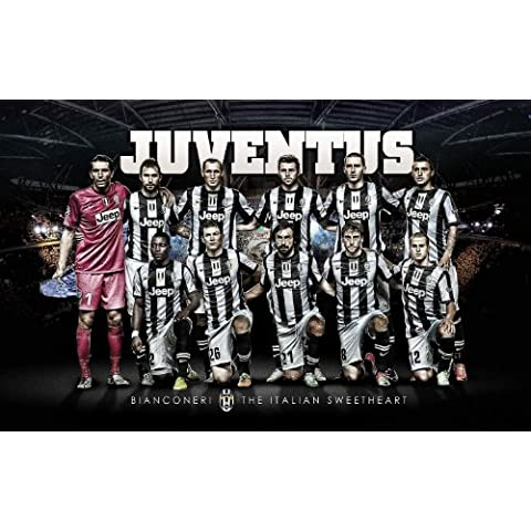 Juventus Football Club, 83,82 x 24 cm x 60,96 (33