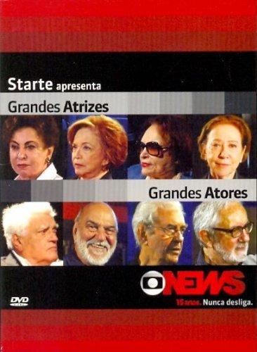 Bild von Grandes Atores Grandes Atrizes - Globo News - Beatriz Segall / Nathalia Timberg / Bibi Ferreira