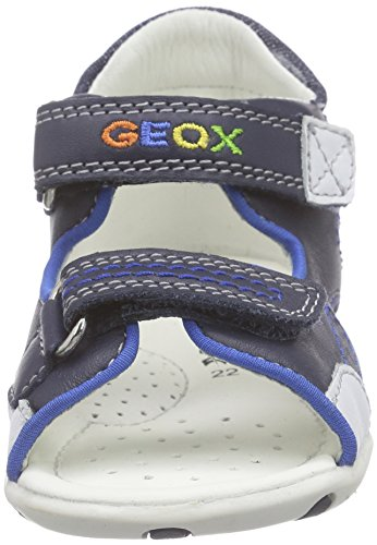 GeoxB Elba C - Bebè  Bimbo 0-24 Blu (Blau (NAVY/ROYALC4226))