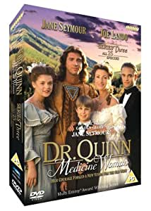 Dr Quinn - Medicine Woman Series 3 [DVD]