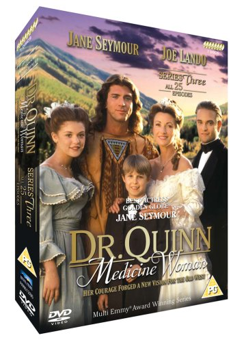 Medicine Woman - Series 3 - Complete