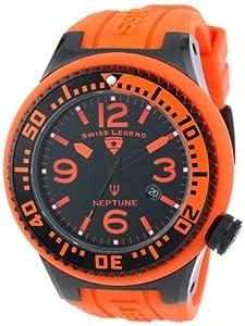 Swiss Legend Reloj Neptune Negro de Italjapan srl