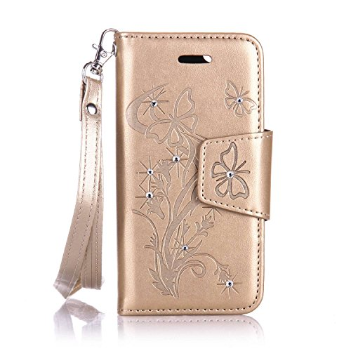 """Sunnycase® Housse Etui iPhone 6/6S (4.7"""") Slim-Book Prime PU Cuir Leather Case Cover Portefeuille Wallet Coque Swag pour Téléphone iPhone 6/6S 4.7 pouces 16/64/128 Go (Wifi/3G/4G/LTE) Protection Prote Pattern 11"""