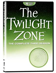 Twilight Zone: The Complete Third Season [DVD] [1962] [Region 1] [US Import] [NTSC]