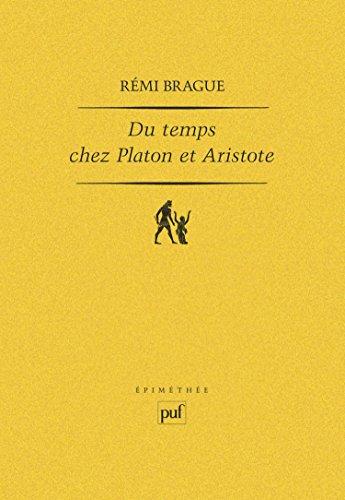 Du temps chez Platon et Aristote