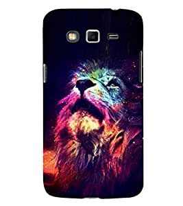 Ebby Premium 3d Desinger Printed Back Case Cover For Samsung Grand Max / Grand 3 (Premium Desinger Case)