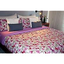 Juego de sábanas Algodón 100% PAPILLON (para cama de 90x190/200)