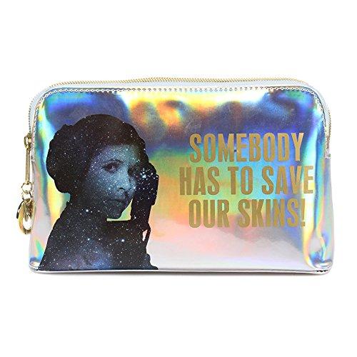 Bolsa cosmética Star Wars - Princesa Leia