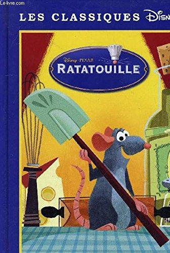Ratatouille - Les classiques disney (éditions france loisirs) cartonné