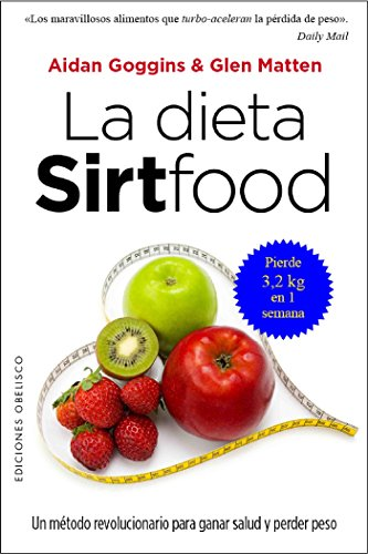 La dieta Sirtfood por Aidan Goggins