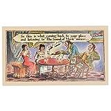 Regal Indische Handarbeit Papier Zwei Frauen Eine Bar Sie bei Getränke Seagram Vintage Whiskey Poster/Prints/Lithografien/Art Wand pt-203