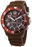 Madison New York Unisex-Armbanduhr Candy Chrono Chronograph Silikon U4362-19