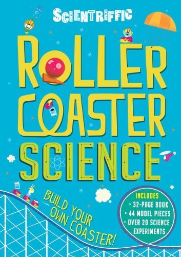 Scientriffic: Roller Coaster Science by Oxlade, Chris (2014) Hardcover