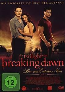 Breaking Dawn - Bis(s) zum Ende der Nacht - Teil 1 [DVD]