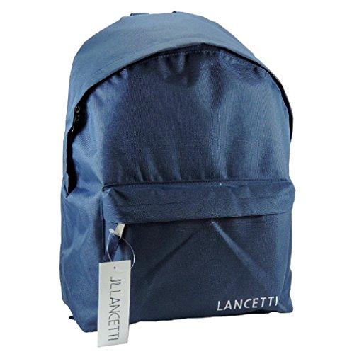 lancetti-rucksack-herren-damen-free-time-tasche-rucksack-schule-meer-ausfluge-wandern-pic-nic-blau