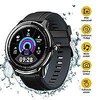 SmartWatch,Reloj Inteligente Impermeable IP68,Bluetooth Relojes Deportivos Pa...